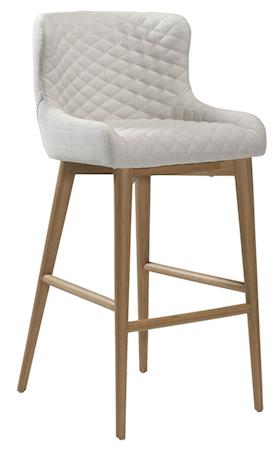 Bilde av Dan Form Denmark Vetro barstol – Eik