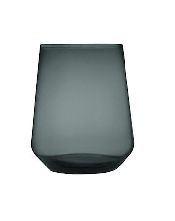 Essence glas 35cl mörkgrå 2 st