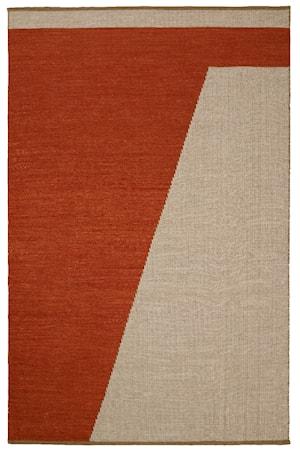 Una Matta Ull Rost/Beige/Off White 180x270 cm