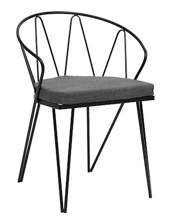 Nordal Classic stol med sittdyna