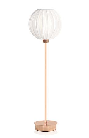 Bilde av Globen Lighting Bordlampe Plastbånd XL Kobber