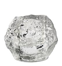 Snöboll Ljuslykta 9 cm