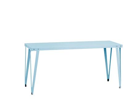 Functionals Lloyd high table barbord ? 200x90, ljusblå