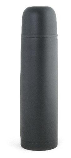 Ståltermos 1,0 L, svart