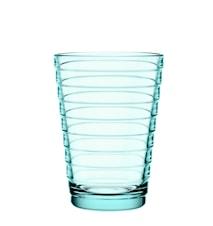 Aino Aalto glas 33 cl vattengrön 2-pack