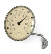 Inne/Ute, -40 - +50°C/ -40 - +120°F Zink