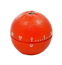 Köksklocka Apelsin