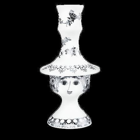 Bilde av Björn Wiinblad Lysestake, Rosalinde, sølv, 17 cm