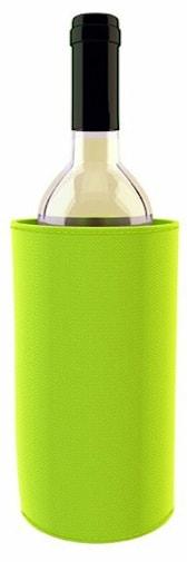 Wine wrap lime- Flaskkylare som läggs i frysen