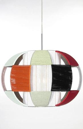 Bilde av Globen Lighting Pendel Linda XL Flerfarget