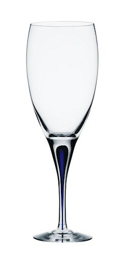 Intermezzo Blått Ölglas