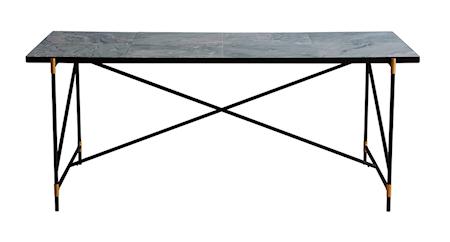 Handvärk Dining table 185 cm mässing matbord ? Dolceacqua