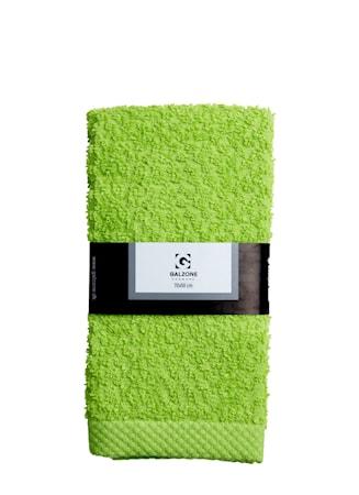 Galzone Håndklæde - 100% bomuld - 400 g - Lime - L 70,0cm - B 50,0cm - Sleeve - Stk. thumbnail