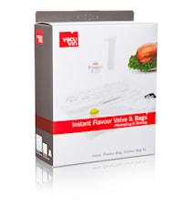 Instant Flavour Ventil & 2 Påsar