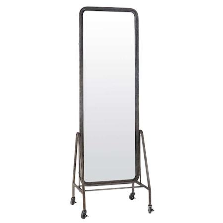 Bilde av Ib Laursen Skjevt gulv speil