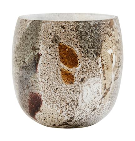 Modern Art Glas Vas Small