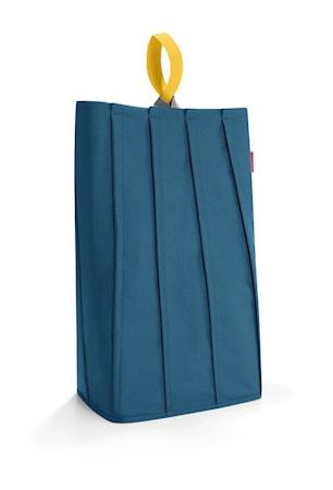 Tvättpåse L Blå 55 L