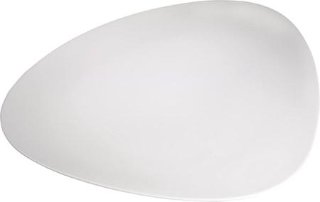 Alessi Colombina Iso Lautanen 37 cm Valkoinen