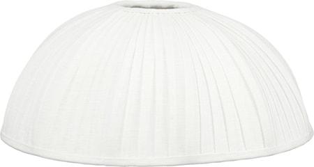 Lovis lampskärm Offwhite 45cm