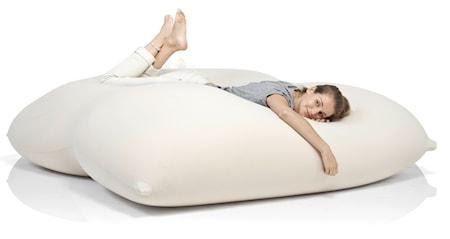 Terapy Ergonomic Living Dino sittsäck - Cream