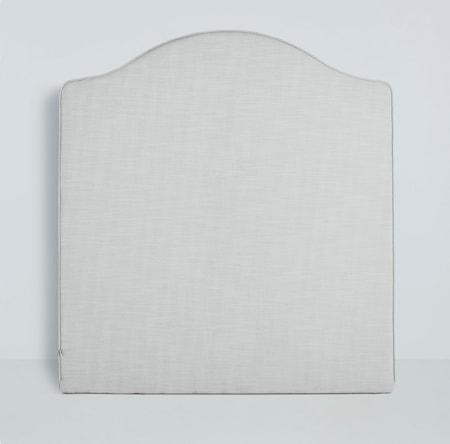 Mille Notti Carlita linne sänggavel ? Ivory 105x130