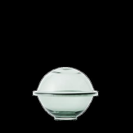Chapeau Bonbonjär Munblåst Glas Copenhagen Green Ø16 cm