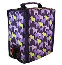 BiB dala purple- Kylväska för 3 liter vin med axelrem
