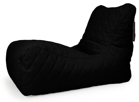 Pusku Pusku Lounge quilted outside sittsäck ? Black