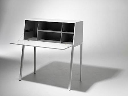 SMD Design Mormor sekretär - Vit, grå insida