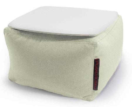 Pusku Pusku Soft table 60 nordic sidobord - Silver