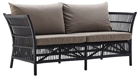 Sika Design Donatello soffa - Svart, exklusive dynor