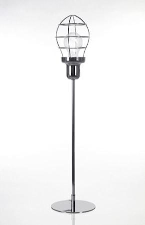 Bilde av Globen Lighting Bordlampe Cage Krom