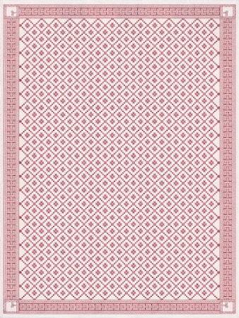 Ekelund ÅTTEBLADROSE -03 Pöytäliina 150X260 CM