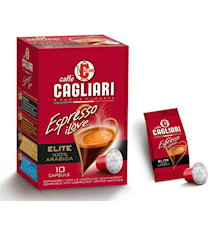 Elite kaffekapslar för Nespresso