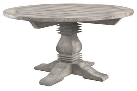 Artwood Vintage Round Matbord Instant Grey 150