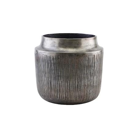 Heylo Kruka/Vas Silver Oxiderad