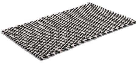 ETOL Rope matta matta 70x120 -Grafit/natur