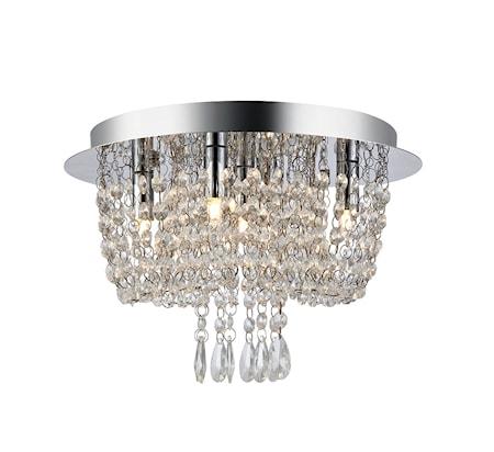 Markslöjd Jade Loftslampe Krom IP21 thumbnail