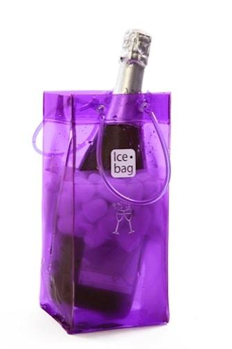 Ice bag purple- Vinkylarpåse