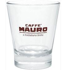 Espressoglas utan handtag