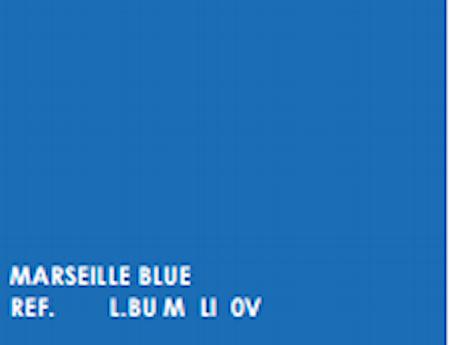 Mathy By Bols Tent bed barnsäng ? Marseille blue, 90x190
