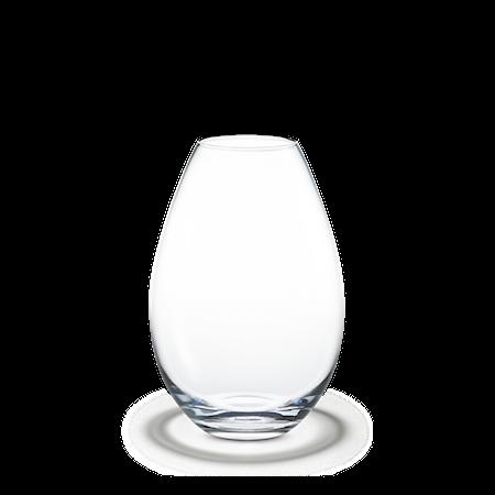 Holmegaard Cocoon Vase, klar, H 20,5 cm thumbnail
