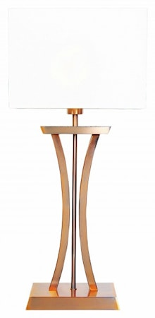 Bilde av Cottex Chelsea XL Bordlampe Copper
