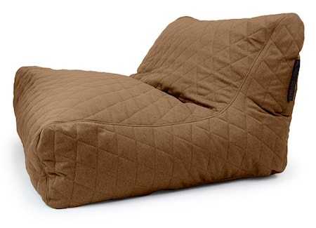 Pusku Pusku Sofa lounge quilted nordic sittsäck - Latte