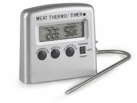 Funktion Steketermometer 0-120C