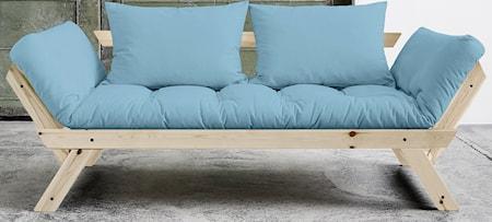 KARUP BeBop soffa ? Natur/Ljusblå