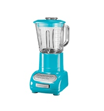 Artisan blender crystal blue 1,5 + 0,75 L