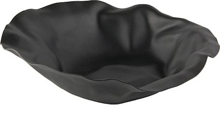 Alessi Sarria Pyöreä Kori Ø 27 cm, Musta