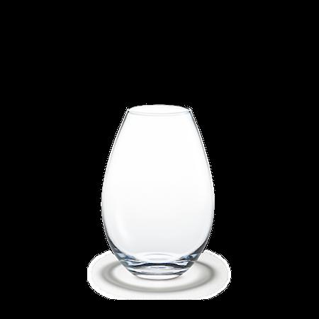 Bilde av Holmegaard Cocoon Vase, klar, H 17 cm
