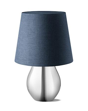 Cafu Bordslampa Stor Rostfritt Stål/Blå